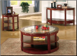 appuccino Coffee Table by Coaster - 701078