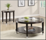 3 Piece Walker Coffee Table by Coaster