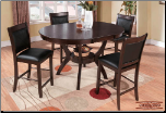 •Solid Wood Dining Set (SKU: EM-788)