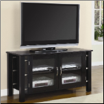 TV Stands Contemporary Media Console with Doors by Coaster (SKU: CO-700634)