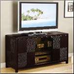 TV Stands Contemporary Television Console with Doors by Coaster (SKU: CO-700643)