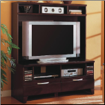 Wall Units Transitional Entertainment Wall Unit by Coaster (SKU: CO-700092)