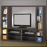 Wall Units Contemporary Entertainment Wall Unit by Coaster (SKU: CO-700620)