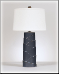 Signature Design by Ashley - Table Lamp in Multi Gray (Set of 2) (SKU: AB-L124614)