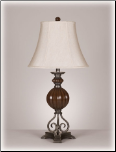 Olsa Poly Table Lamp (Set of 2)by Signature Design by Ashley (SKU: AB-L311154)