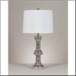 LAMPS - CONTEMPORARY PEGGY METAL TABLE LAMP BY SIGNATURE DESIGN BY ASHLEY (SKU: AB-410124)