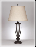 Oakleigh - Metal Table Lamp (2/CN)by Signature Design by Ashley (SKU: AB-L207944)