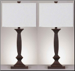 Natane Poly Floor Lamp (Set of 2)by Signature Design by Ashley (SKU: AB-L292184)