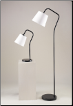 LAMPS - CONTEMPORARY SET OF 2 PEMBA METAL LAMPS BY SIGNATURE DESIGN BY ASHLEY (SKU: AB-L700046)
