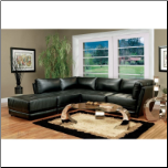 Laurentides - Black Modular Sectional Set (SKU: CO500891-BSEC-SET)