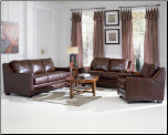 Modern Living Room Sofa Set - Gibson Collection 502001 (SKU: CO502001-L-SET)