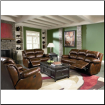 Morrell Reclining Living Room Set by Coaster Furniture (SKU: CO600471-RLR-SET)