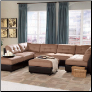 Claude Living Room Modular Sectional Set - Coaster 551001