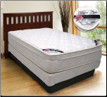 ComfortBedding -  450 Comfort Pedic Foam Encased (SKU: CB-  450 Comfort Pedic Foam Encased)