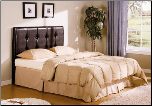 Coaster 300357 Classic Leather Brown Queen Headboard (SKU: CO-300357-BED)
