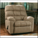 Gunsmoke - Mocha Rocker Recliner Signature Design by Ashley Furniture (SKU: AB-13803-RR)
