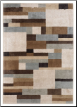 Signature Design by Ashley - Area Rug Intersection - Surf  Design (SKU: AB-R242002)