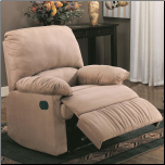 Recliner Arm Chair by Coaster Fine Furniture (SKU: CO-600264)