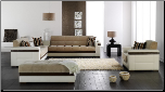 Natural  2 Pcs Convertible Sectional Sofa Set in Light Brown- Sunset Furniture-Istikbal (SKU: IS-Natural-SSet-NAOLB)