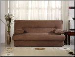 Regata Sofa Bed in Rainbow Obsession Truffle - Sunset Furniture-Istikbal (SKU: IS-N0135-Regata-TRUF)