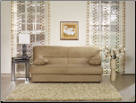 Regata Sofa Bed in Rainbow Dark Beige - Sunset Furniture-Istikbal (SKU: IS-N0135-Regata-DBEI)