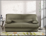 Regata Sofa Bed in Rainbow Sage - Sunset Furniture-Istikbal (SKU: IS-N0135-Regata-SAGE)