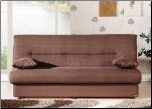 Regata Sofa Bed in Naturale Brown - Sunset Furniture-Istikbal (SKU: IS-N0135-Regata-BR)