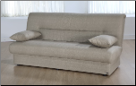 Regata Sofa Bed in Naturale Beige - Sunset Furniture-Istikbal (SKU: IS-N0135-Regata-BEI)