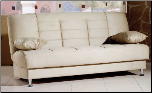 Vegas Rainbow Beige Sofa Bed - Sunset Furniture-Istikbal (SKU: IS-Vegas-S-BEI)