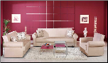 Elita Warm Rainbow Beige Living Room Set - Sunset Furniture - Istikbal