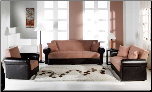 Enea Living Room Set Collection - Rainbow Truffle - Istikbal - Sunset