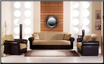 Enea Living Room Set  Collection - Rainbow Dark Beige - Istikbal - Sunset
