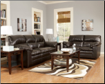 Robinsway Durablend Java Living Room Set  by Ashley Millennium (SKU: AB -20000-SLR-SET)