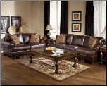 Colefax - Mushroom Metro  Living Room Set  by Ashley Millennium (SKU: AB-42000-L-SET)