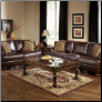 Colefax - Mushroom Metro  Living Room Set  by Ashley Millennium