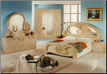 SUSY BEDROOM SET BY GLASS-FORM COLLECTION (SKU: GF- SUSY)