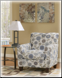 Signature Design by Ashley Kreeli - Accents - Accent Chair (SKU: AB-124XX21)