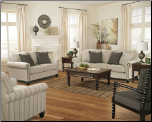 Milari - Linen by Signature Design by Ashley Furniture LIVING ROOM SET (SKU: AB -13000-LR-set)