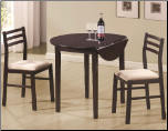 Casual 3 Piece Table & Chair Set