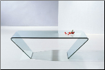 519-A MODERN COFFEE TABLE BY J&M FURNITURE (SKU: JM-519)