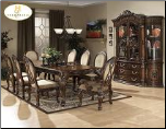 Golden Leaf Collection - Dining Room Set