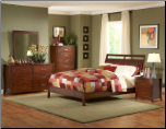 Rivera Bedroom Collection - Homelegance (SKU: HE-  1440QBS)