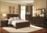 Nortin Collection Panel  Bedroom Set (SKU: CO-202191-Kset)