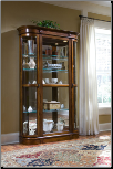 Salerno - Curio By Pulaski Furniture (SKU: PLS-20877)