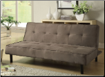 PATRICK SOFA BED (BLACK) 300281 - COASTER FURNITURE (SKU: CO - 300281BK)