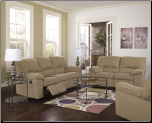 Kickoff Mocha  Power Reclining Living Room Set (SKU: AB -33800)