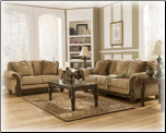 Cambridge - Amber  Living Room Set by Signature Design