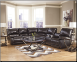 Capote DuraBlend Sectional Set by Ashley Design (SKU: AB -44500)