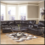 Capote DuraBlend Sectional Set by Ashley Design