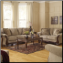ASHLEY FURNITURE Classic 44900 Lanett Sofa Love seat Living room SET